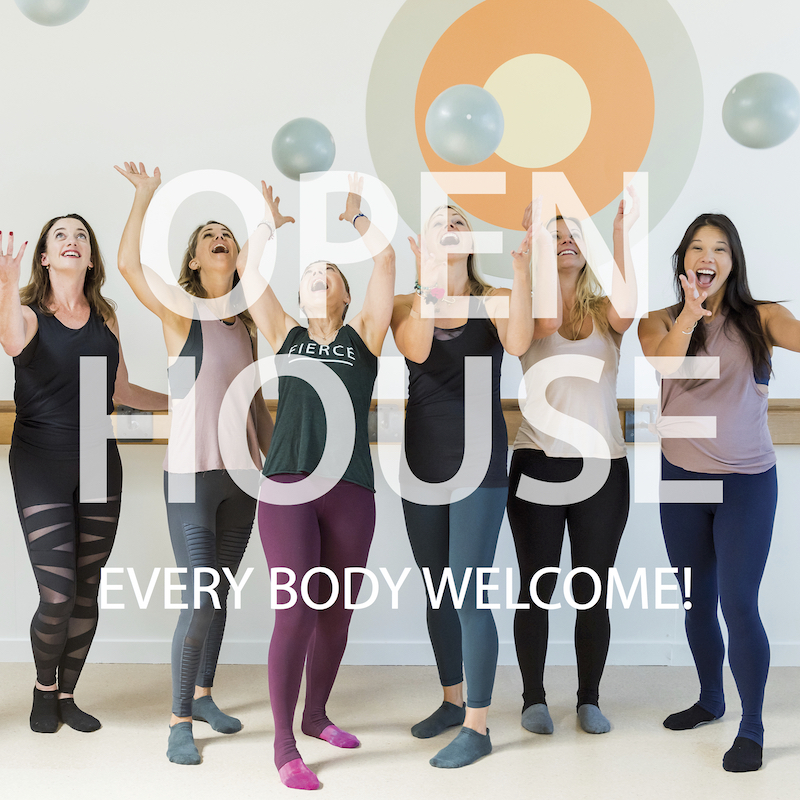 Summer Open House - FREE Classes for New Students!