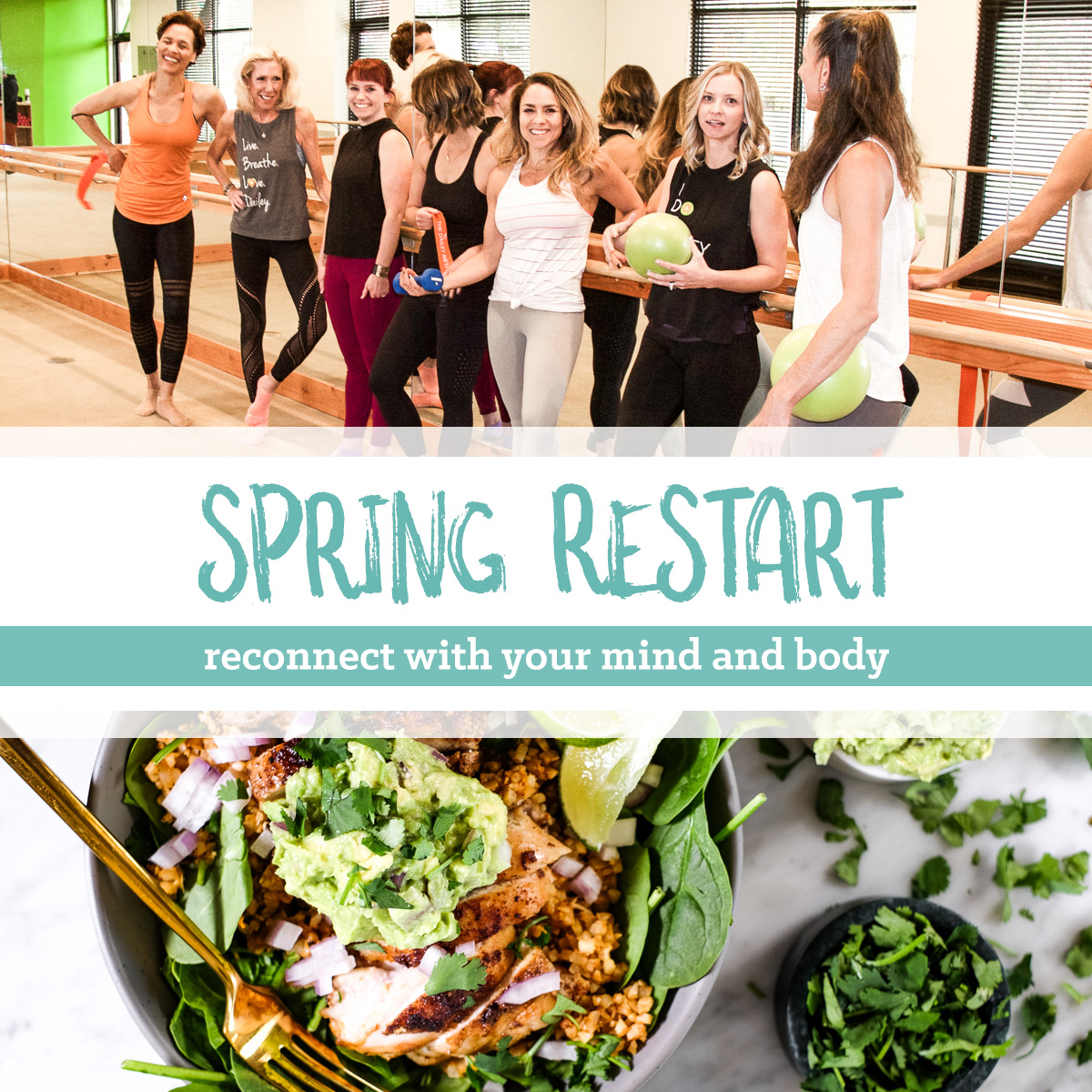 SPRING RESTART with Real Simple Good