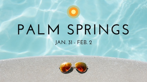 2020 Radiance Retreat to Palm Springs