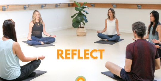 Word of the Month: Reflect